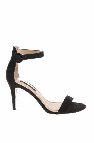 Sandale Dorothy Perkins, Mărime 41, Culoare Negru, Textil, Preț 73,47 Lei