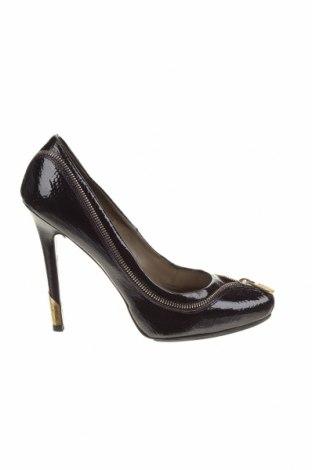 Σανδάλια Versace Collection, Μέγεθος 39, Χρώμα Βιολετί, Γνήσιο δέρμα, Τιμή 44,54€