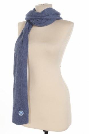 Κασκόλ North Sails, Χρώμα Μπλέ, 60% βαμβάκι, 30% πολυαμίδη, 10% μαλλί, Τιμή 27,02€