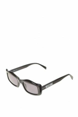 Ochelari de soare Moschino, Culoare Negru, Preț 649,34 Lei