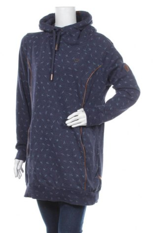 Туника Alife And Kickin, Размер XL, Цвят Син, 50% памук, 50% полиестер, Цена 46,00лв.