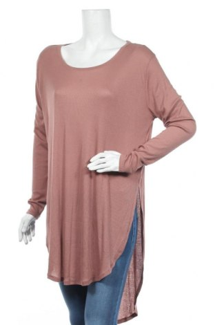 Τουνίκ H&M Divided, Μέγεθος XL, Χρώμα Ρόζ , 63% πολυεστέρας, 37% βισκόζη, Τιμή 15,20€