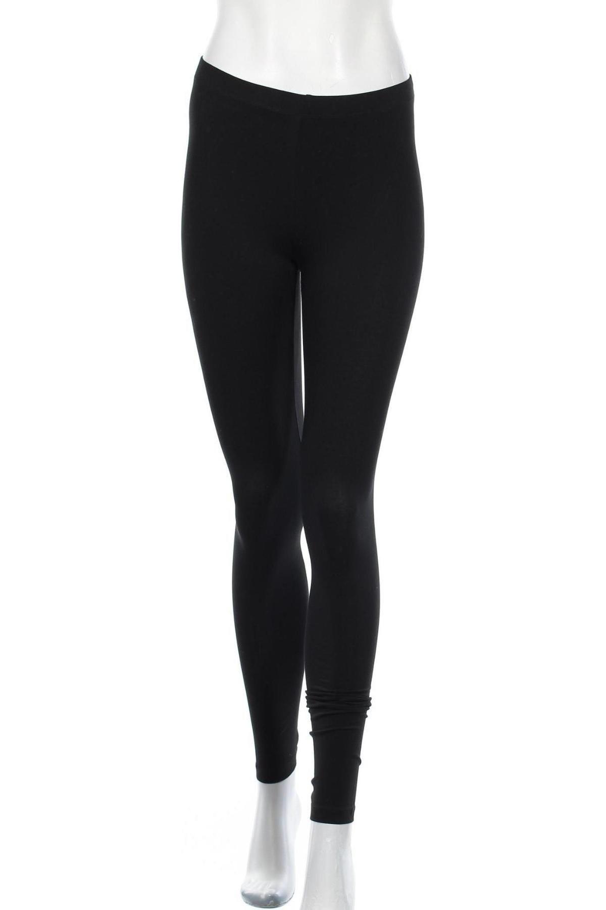 Дамски клин, Размер S, Цвят Черен, 95% памук, 5% еластан, Цена 13,68лв.