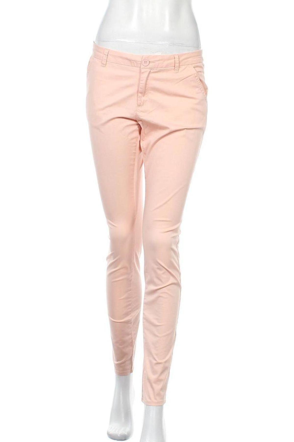 Дамски панталон, Размер M, Цвят Розов, Цена 13,14лв.