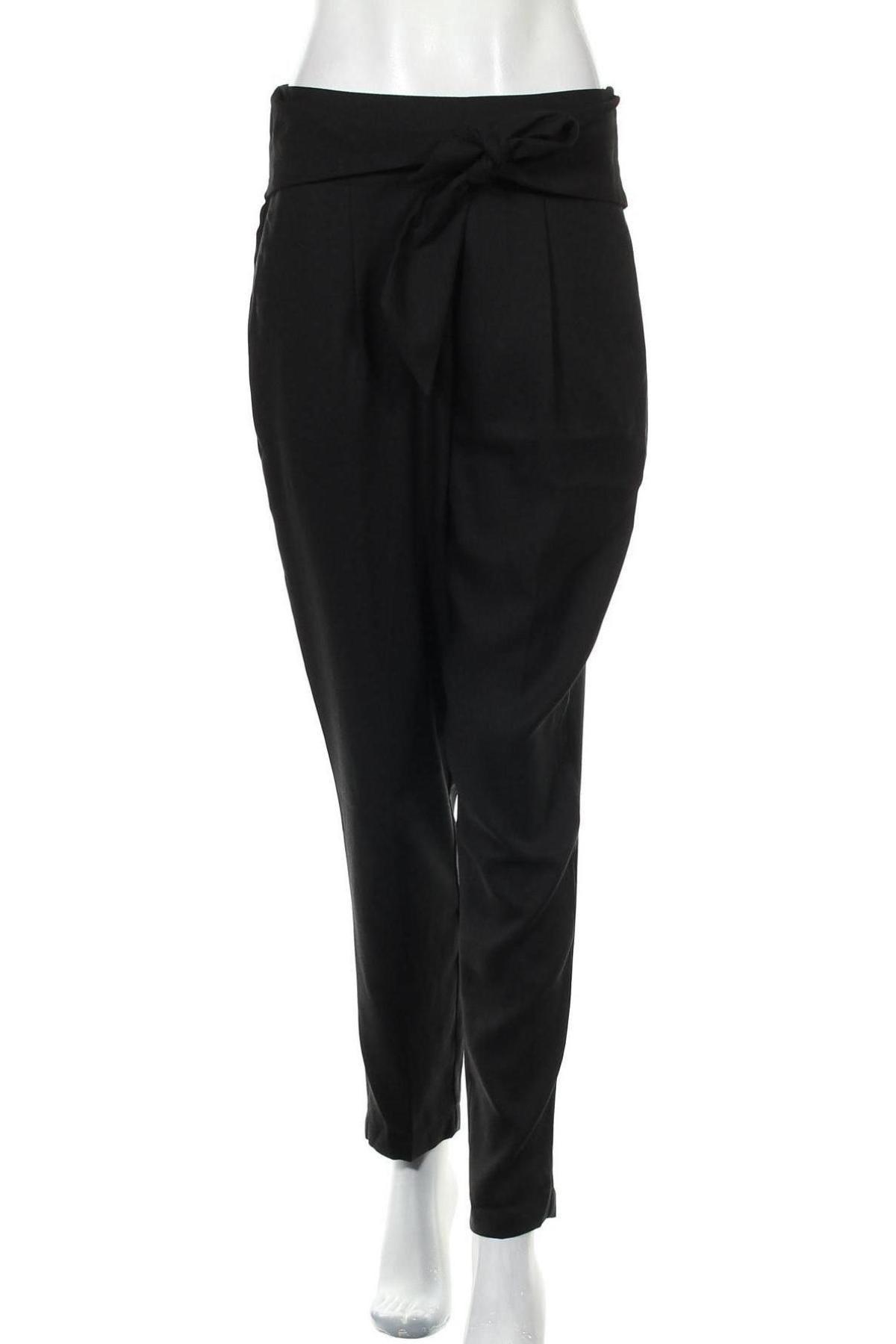 Дамски панталон Lascana, Размер M, Цвят Черен, Полиестер, Цена 17,23лв.