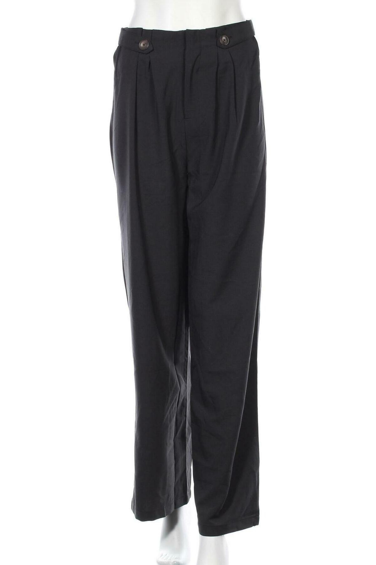 Дамски панталон Lascana, Размер S, Цвят Черен, 96% полиестер, 4% еластан, Цена 14,77лв.