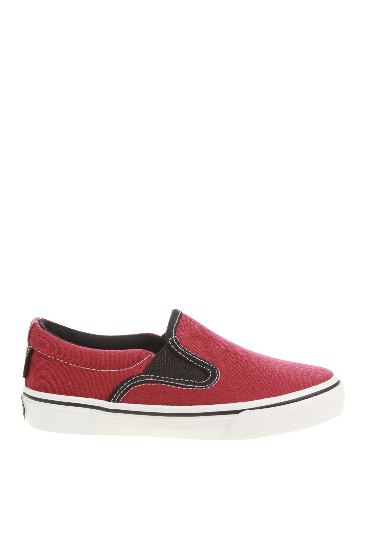 Детски обувки Dockers by Gerli, Размер 31, Цвят Червен, Текстил, Цена 22,05лв.