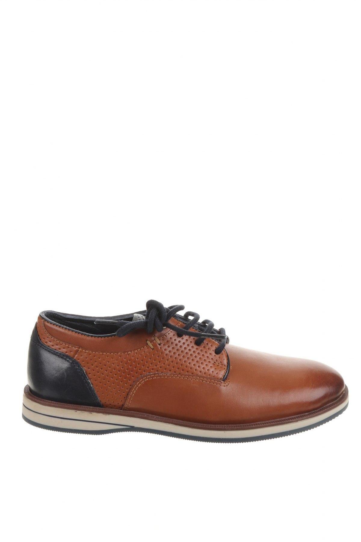 Детски обувки Friboo, Размер 33, Цвят Кафяв, Естествена кожа, Цена 35,97лв.