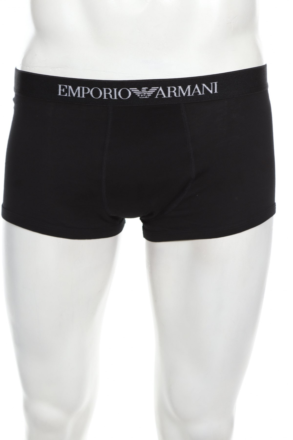 Pánske boxserky Emporio Armani Underwear, Velikost M, Barva Černá, Bavlna, Cena  782,00Kč
