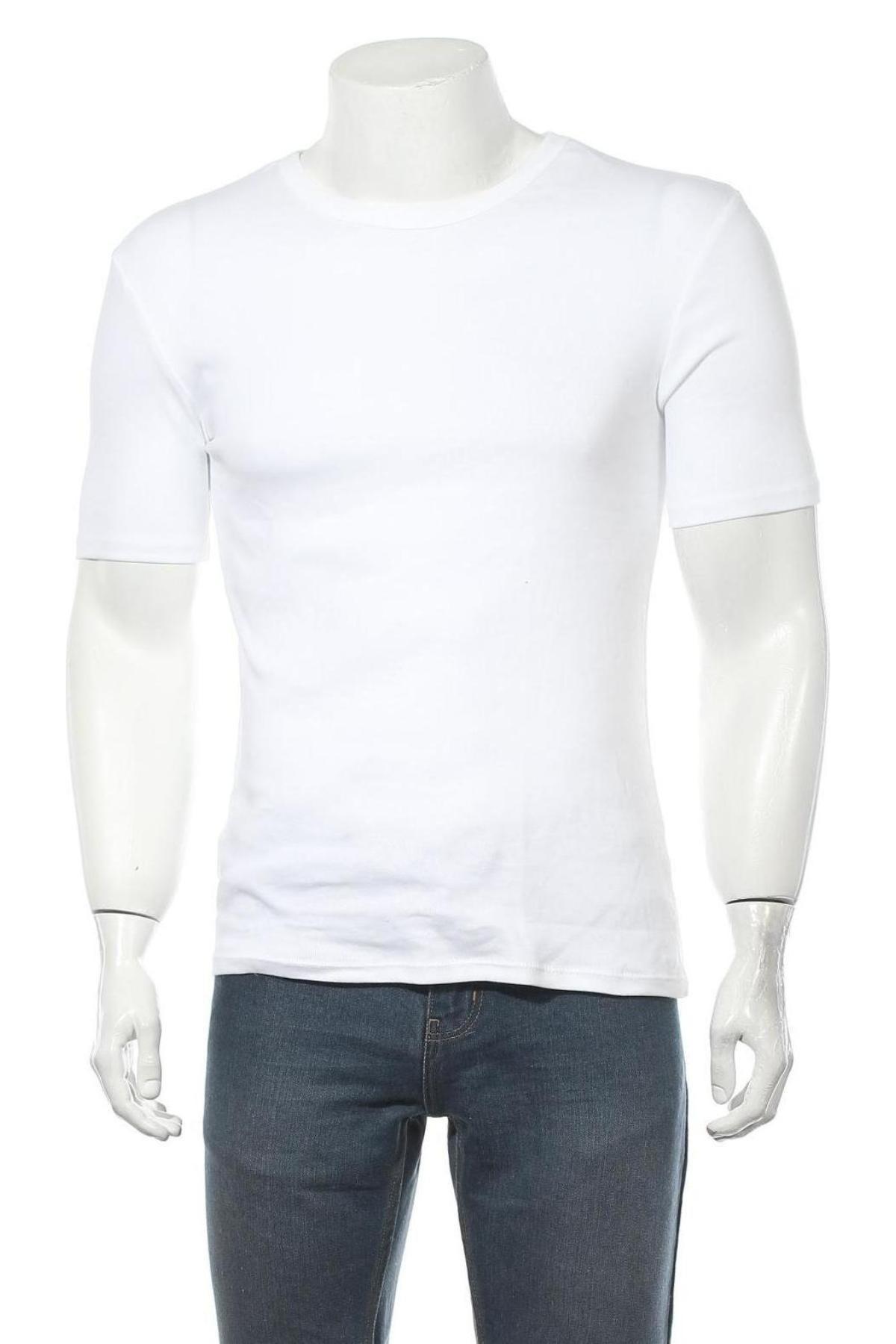 Мъжки комплект, Размер M, Цвят Бял, Цена 32,37лв.