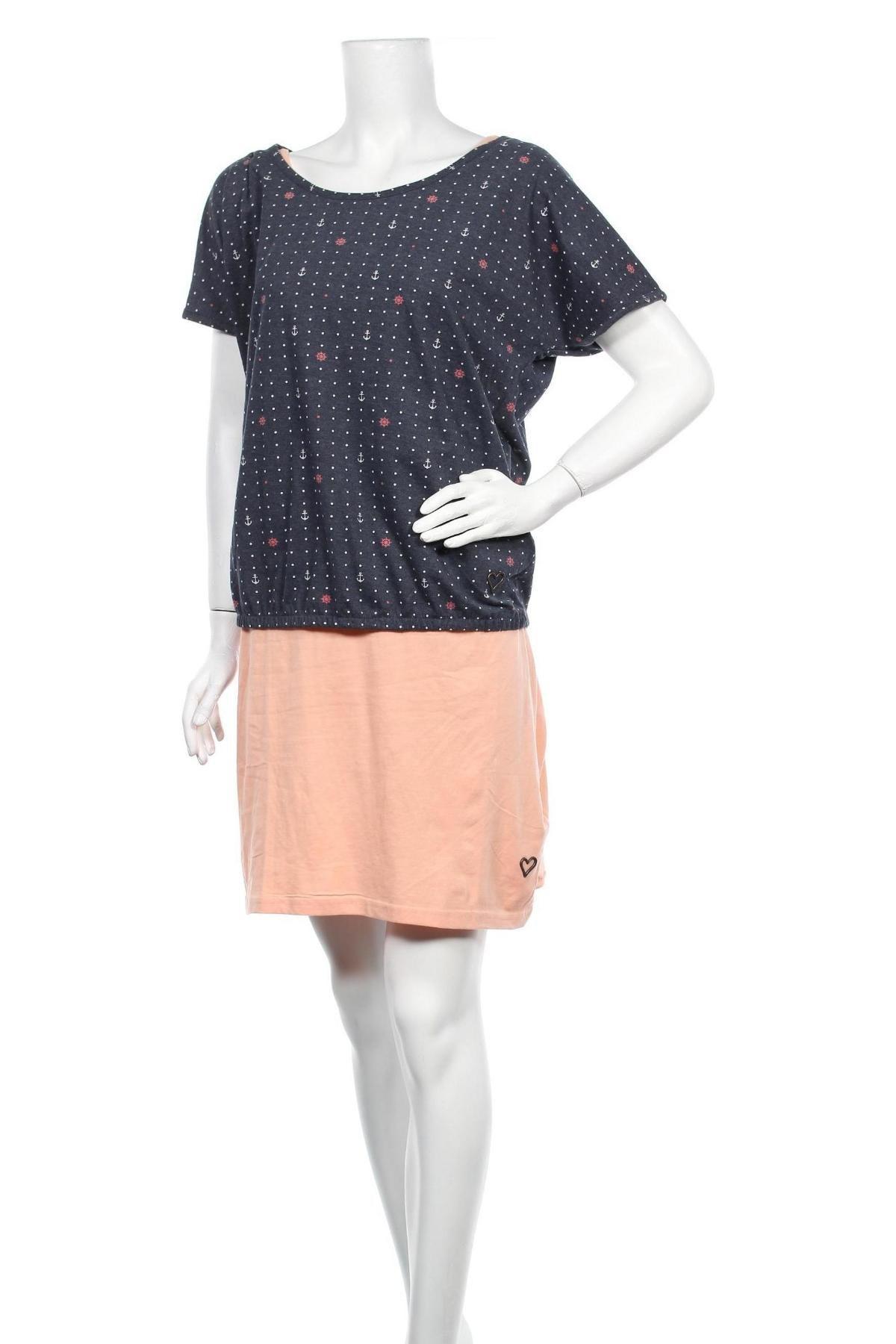 Дамски комплект Alife And Kickin, Размер M, Цвят Многоцветен, 65% памук, 35% полиестер, Цена 19,64лв.
