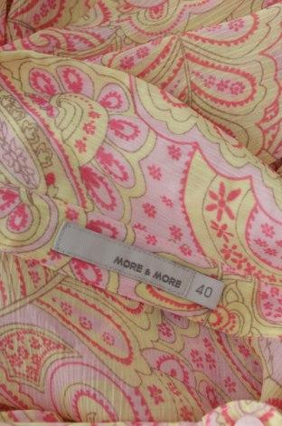 Γυναικείο πουκάμισο More & More, Μέγεθος M, Χρώμα Πολύχρωμο, Τιμή 9,90€