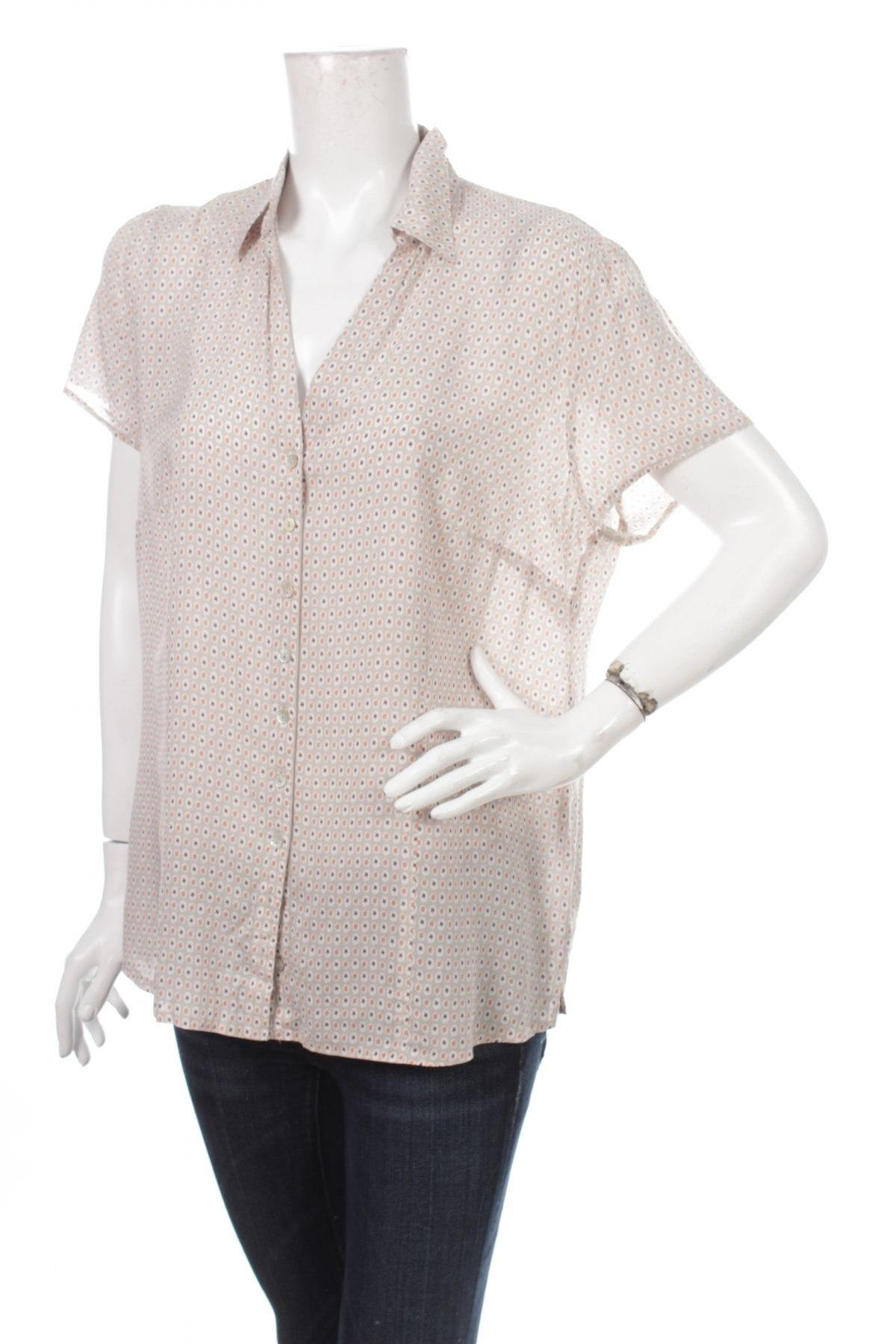 Γυναικείο πουκάμισο Taifun, Μέγεθος M, Χρώμα Πολύχρωμο, Τιμή 9,90€