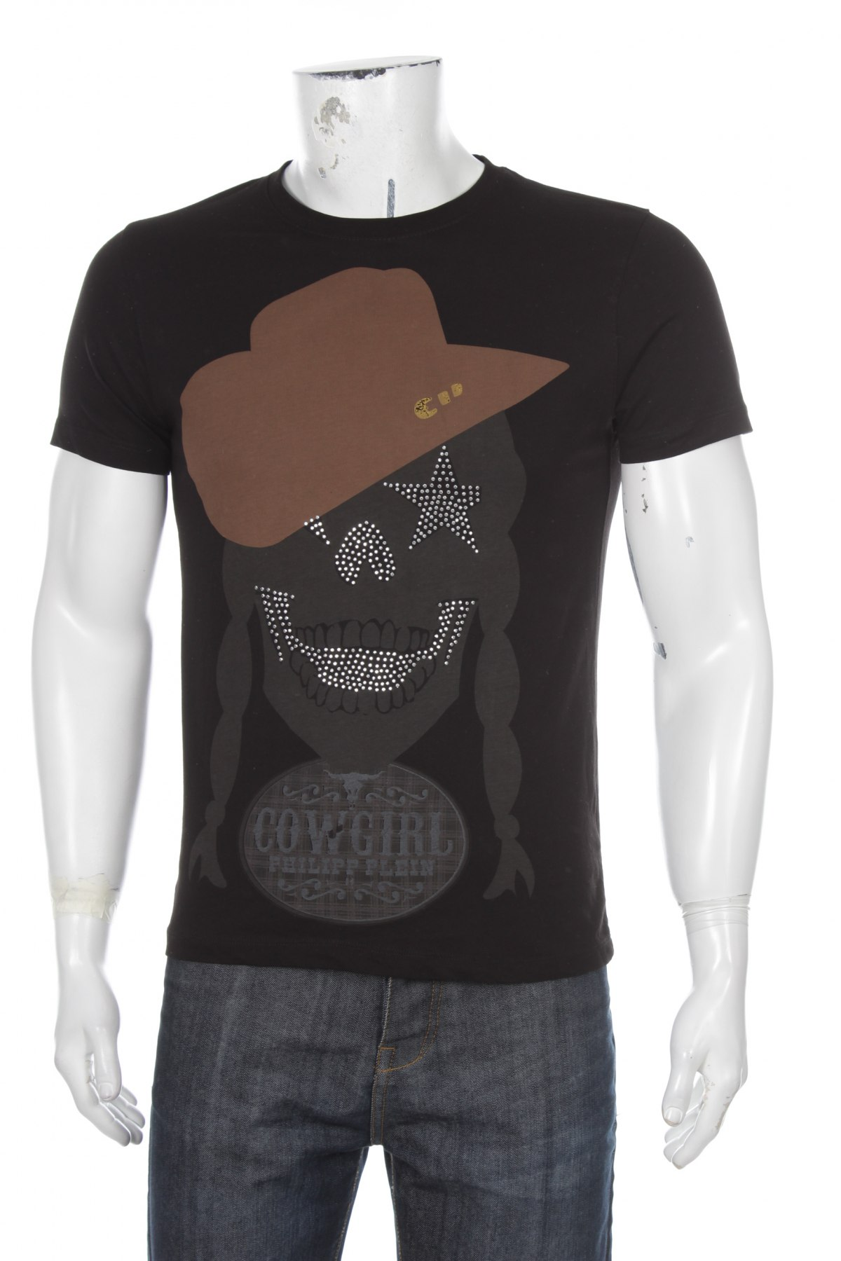f3442591a79f Pánské tričko Philipp Plein - za vyhodnou cenu na Remix -  3949823