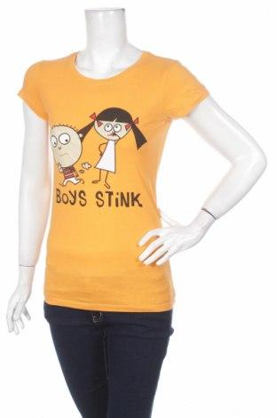 Damski T-shirt De Luxe
