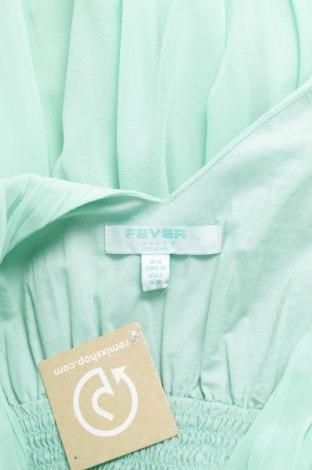 Рокля Fever, Размер S, Цвят Зелен, 100% полиестер, Цена 121,00лв.