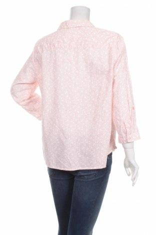 Γυναικείο πουκάμισο, Μέγεθος XL, Χρώμα Ρόζ , 60% βαμβάκι, 40% πολυεστέρας, Τιμή 14,85€