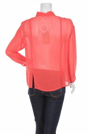 Γυναικείο πουκάμισο, Μέγεθος M, Χρώμα Κόκκινο, Πολυεστέρας, Τιμή 15,41€