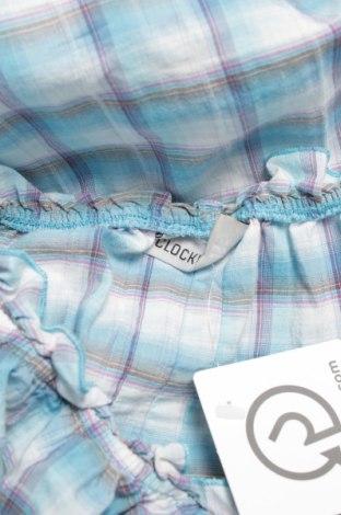 Γυναικείο πουκάμισο Clockhouse, Μέγεθος XS, Χρώμα Μπλέ, Τιμή 9,28€