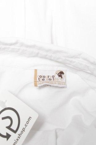 Γυναικείο πουκάμισο Colours Of The World, Μέγεθος M, Χρώμα Λευκό, 100% βαμβάκι, Τιμή 21,65€