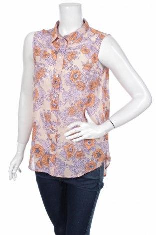 Γυναικείο πουκάμισο H&M, Μέγεθος M, Χρώμα Πολύχρωμο, 100% πολυεστέρας, Τιμή 11,13€
