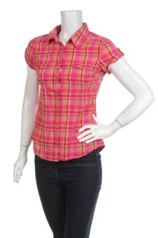 Дамска риза H&M L.o.g.g, Размер S, Цвят Многоцветен, Памук, Цена 6,81лв.