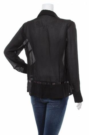 Γυναικείο πουκάμισο Merrytime, Μέγεθος L, Χρώμα Μαύρο, Τιμή 13,61€