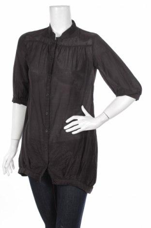 Γυναικείο πουκάμισο Philosophy Blues Original, Μέγεθος M, Χρώμα Μαύρο, Τιμή 30,31€