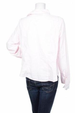 Γυναικείο πουκάμισο Promiss, Μέγεθος XL, Χρώμα Ρόζ , 97% βαμβάκι, 3% ελαστάνη, Τιμή 22,68€