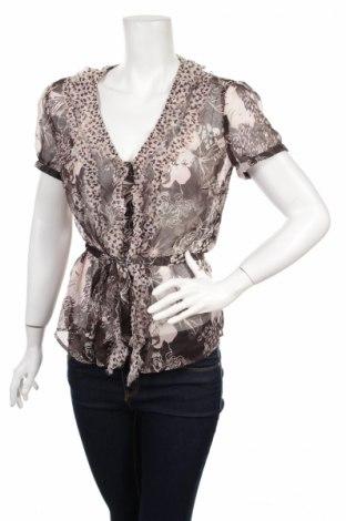 Γυναικείο πουκάμισο S.Oliver, Μέγεθος M, Χρώμα Πολύχρωμο, 100% πολυεστέρας, Τιμή 11,86€