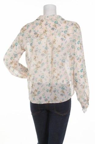 Γυναικείο πουκάμισο Topshop, Μέγεθος L, Χρώμα Πολύχρωμο, Πολυεστέρας, Τιμή 16,49€