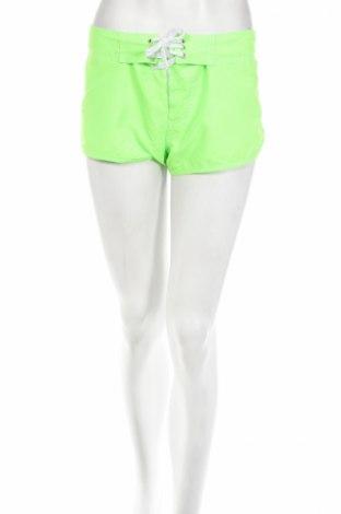 Γυναικείο κοντό παντελόνι Soho, Μέγεθος M, Χρώμα Πράσινο, Πολυεστέρας, Τιμή 2,84€