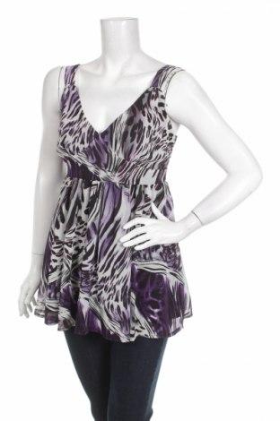 Γυναικείο αμάνικο μπλουζάκι Bodyflirt, Μέγεθος M, Χρώμα Πολύχρωμο, 100% πολυεστέρας, Τιμή 1,73€