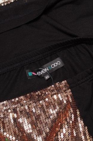 Пола Even&Odd, Размер XS, Цвят Черен, 96% полиестер, 4% еластан, Цена 21,46лв.