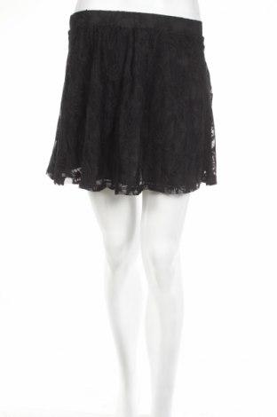 Φούστα Terranova, Μέγεθος XS, Χρώμα Μαύρο, 88% πολυεστέρας, 12% ελαστάνη, Τιμή 3,74€