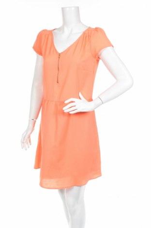 Φόρεμα K Woman, Μέγεθος M, Χρώμα Πορτοκαλί, Πολυεστέρας, Τιμή 5,28€