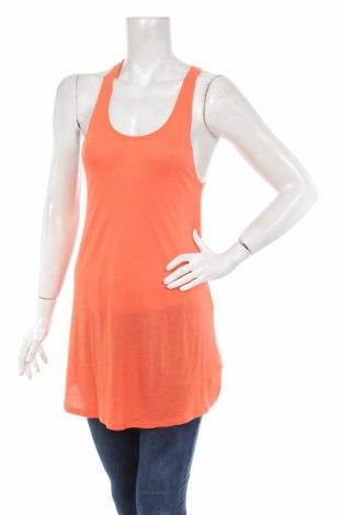 Туника H&M Divided, Размер S, Цвят Оранжев, Цена 19,95лв.