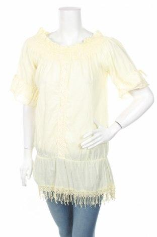 Дамска блуза, Размер L, Цвят Жълт, Цена 4,50лв.