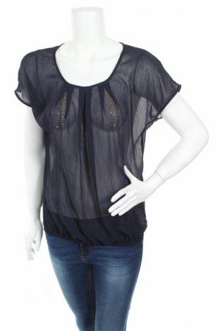 Дамска блуза Esprit, Размер S, Цвят Син, Цена 5,75лв.