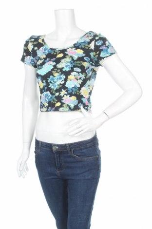 Γυναικεία μπλούζα One Love, Μέγεθος S, Χρώμα Πολύχρωμο, 95% βαμβάκι, 5% ελαστάνη, Τιμή 3,39€