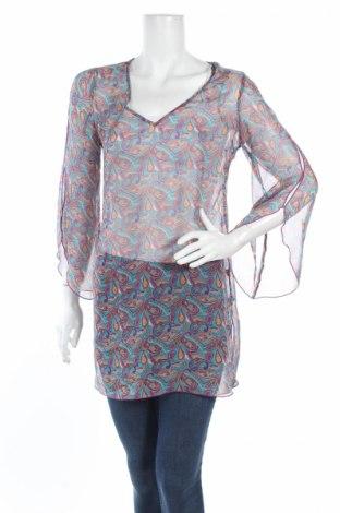 Дамска блуза Palmers, Размер S, Цвят Многоцветен, 100% полиестер, Цена 3,91лв.