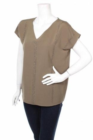 Γυναικεία μπλούζα Rick Cardona, Μέγεθος M, Χρώμα Πράσινο, Πολυεστέρας, Τιμή 3,69€