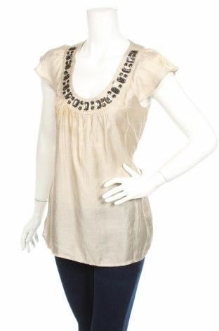 Дамска блуза Units, Размер M, Цвят Бежов, 82% вискоза, 18% полиамид, Цена 6,76лв.