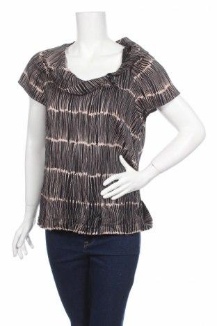Дамска блуза Veronika Maine, Размер XL, Цвят Черен, 100% памук, Цена 9,30лв.