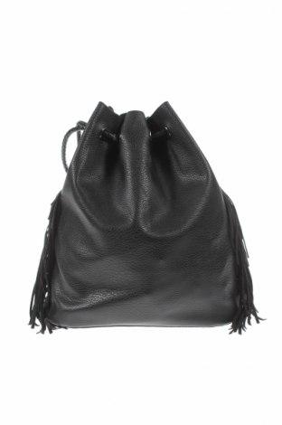 Γυναικεία τσάντα, Χρώμα Μαύρο, Δερματίνη, Τιμή 11,88€