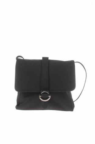Γυναικεία τσάντα, Χρώμα Μαύρο, Κλωστοϋφαντουργικά προϊόντα, Τιμή 9,65€