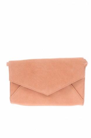 Γυναικεία τσάντα, Χρώμα Ρόζ , Δερματίνη, Τιμή 7,24€