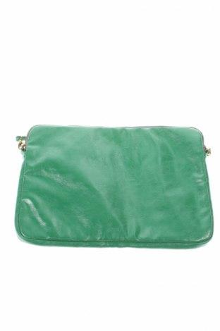 Γυναικεία τσάντα Esprit, Χρώμα Πράσινο, Δερματίνη, Τιμή 10,40€