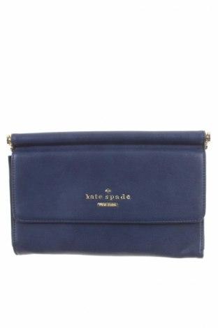 Γυναικεία τσάντα Kate Spade, Χρώμα Μπλέ, Δερματίνη, Τιμή 26,16€