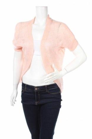 Дамска жилетка H&M, Размер S, Цвят Розов, Цена 4,91лв.